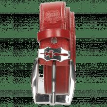 Belts Larry 1 Ruby Sword Buckle