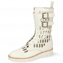 Boots Selina 50 Flex White Lasercut