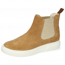 Ankle boots Hailey 2 Parma Suede Elastic Lino