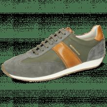Sneakers Rocky 3 Oily Suede Grey Flex Vegas Tan