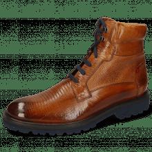Ankle boots Trevor 25 Cognac Scotch Grain Tan