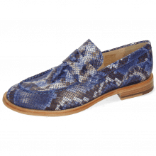 Loafers Jade 4 Dafne Snake Surf Lining