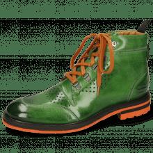 Ankle boots Trevor 5 Classic Prato Laces Orange