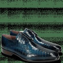 Derby shoes Lance 8 Crock Mid Blue Lining Purple