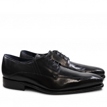 Derby shoes Stanley 1 Crust Black LS