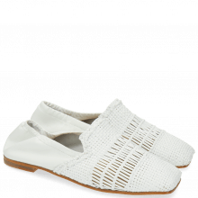 Loafers Erika 1 Mesh White