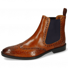 Ankle boots Martin 5 Venice Crock Tan
