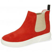 Ankle boots Hailey 2 Parma Suede Tibet Elastic Lino