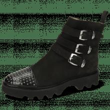 Ankle boots Selina 20 Como Black Strap
