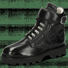 Ankle boots Leonie 11 Nappa Glove Black Strap