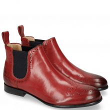 Ankle boots Sally 16 Ruby Elastic Navy
