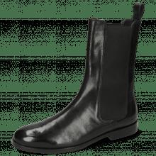 Boots Susan 88 Imola Black Elastic Flex