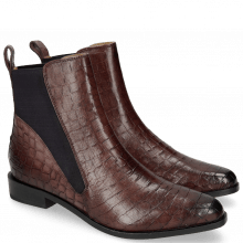 Ankle boots Marlin 1 Crock Wine