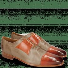 Oxford shoes Lance 50 Winter Orange Pavia Grey