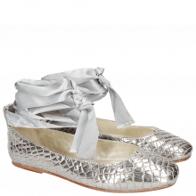 Ballet Pumps Melly 2 Grazli Gunmetal