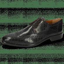 Derby shoes Lewis 3 Crock London Fog Deep Steel