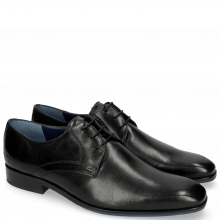 Derby shoes Rico 1 Rio Black