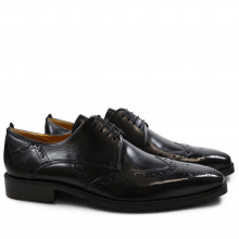 Derby shoes Nicolas 3 Black HRS