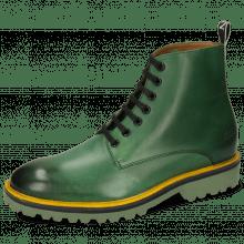 Ankle boots Matthew 38 Pine Eyelet Black