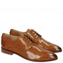 Derby shoes Jessy 5 Tan