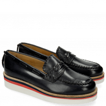 Loafers Kelly 20 Navy Justin White