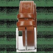 Belts Larry 1 Tan Classic Buckle