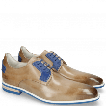 Derby shoes Dave 4 Tough Digital Electric Blue