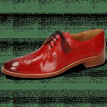 Derby shoes Betty 2 Pavia Fiesta Lining
