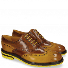 Oxford shoes Trevor 1 Ocra Wood Tobacco