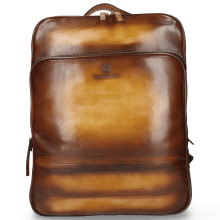 Backpacks Sydney Vegas Tan Shade Dark Brown