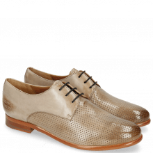 Derby shoes Selina 23 Perfo Digital
