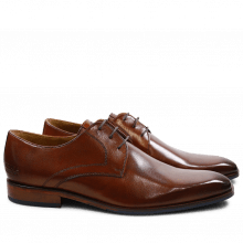 Derby shoes Xander 1 Venice Wood HRS Navy