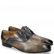 Oxford shoes Ethan 11 Crust Stone Crust Navy