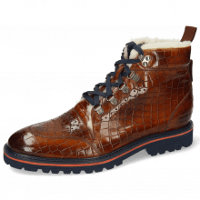 Ankle boots Trevor 5 Crock Wood Sherling Beige