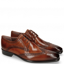 Derby shoes Lance 2 Tan Lining Purple