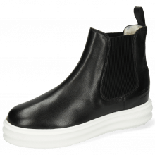 Ankle boots Fay 1 Nappa Glove 2 Black