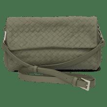 Handbags Kimberly 5 Woven Nappa Algae
