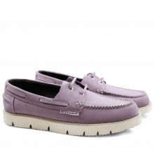 Loafers Ally 1 Nubuk Planet Goya White