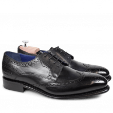 Derby shoes Charles 2 Crust Black LS