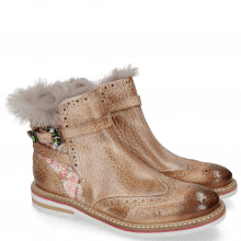 Ankle boots Amelie 67 Brazil Blush Duke Rose