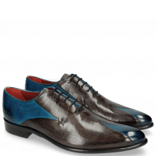 Oxford shoes Toni 31 Mid Blue Grigio