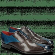 Oxford shoes Toni 31 Mid Blue Grigio