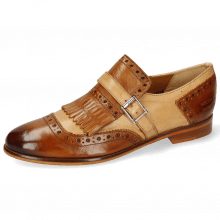 Monks Selina 2 Pisa Tan Nude Strap Nude