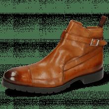 Ankle boots Patrick 10  Pavia Tan Strap