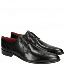 Derby shoes Toni 1 Classic Black LS