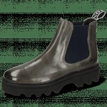 Ankle boots Sybill 6 Imola Grigio Navy