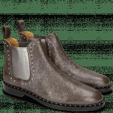 Ankle boots Susan 37 Fermont Gunmetal