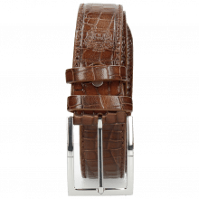 Belts Larry 1 Crock Wood Classic Buckle