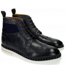 Ankle boots Matthew 9 Hair On Navy