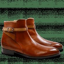 Ankle boots Kane 1 Crust Tan Strap Tortora LS